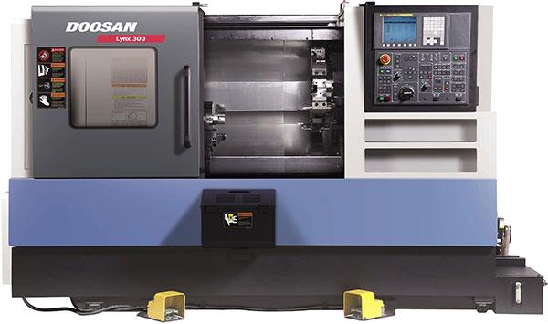 Doosan Lynx CNC lathe